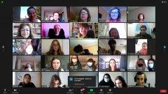 Erasmus+ virtuālās aktivitātes Daugavpils 13.vidusskolā