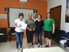 Erasmus + kursi  Maltā
