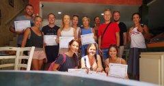 Daugavpils 13.vidusskolas skolotāju kursi Kiprā